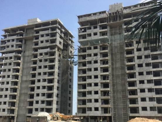 Unique Aashiyana Construction Status
