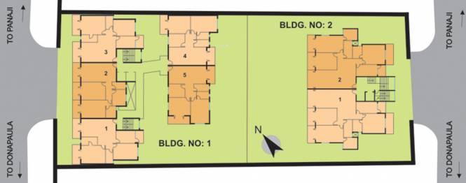 Models Marine Heights Cluster Plan