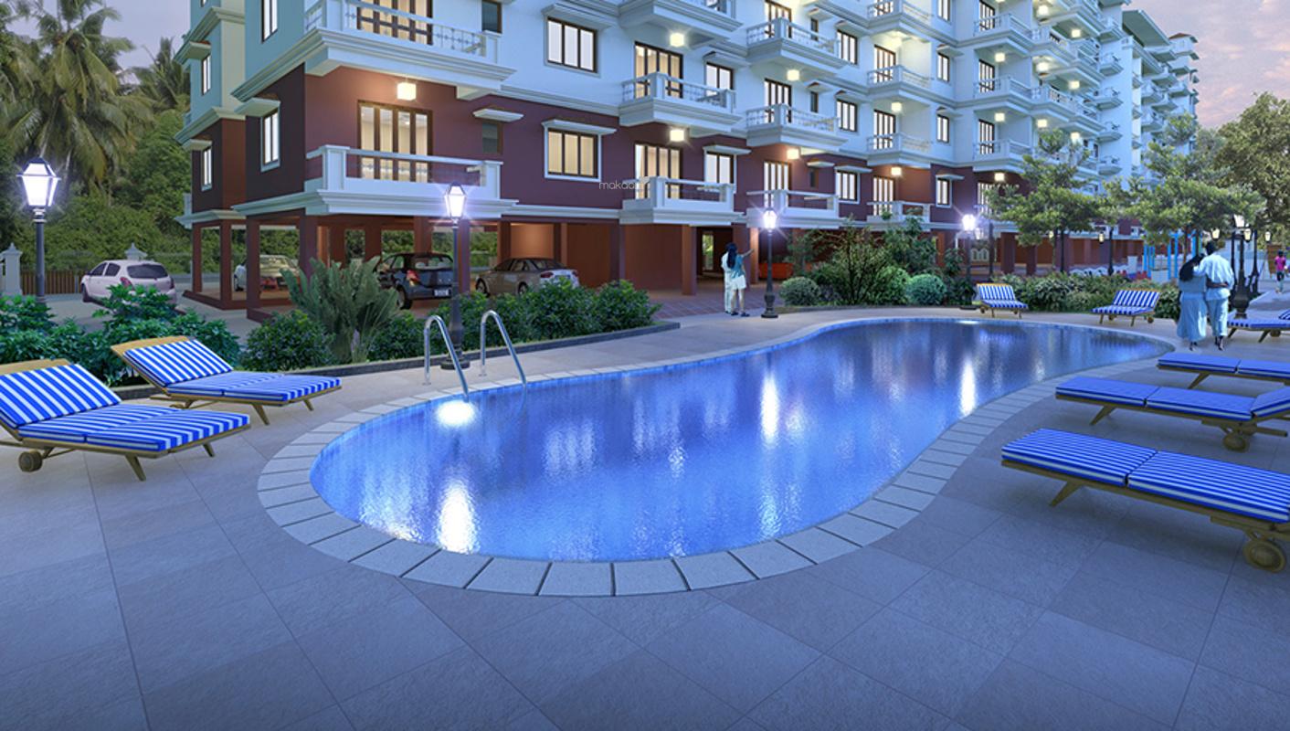 1614 sq ft 3BHK 3BHK (1,614 sq ft) Property By Viva Goa Property In Boulevard, Caranzalem