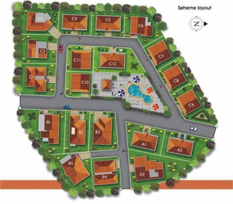 Nanu Sapana Greensville Layout Plan
