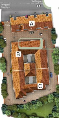 Nanu Sapana Heights Layout Plan