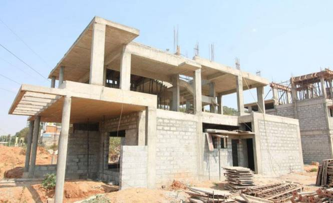 Purva The Sound of Water Construction Status