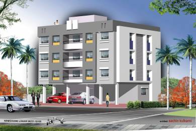 Subhadra Estates Royale Town Elevation