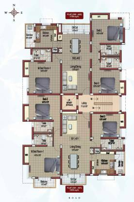 Newry Carnation Cluster Plan