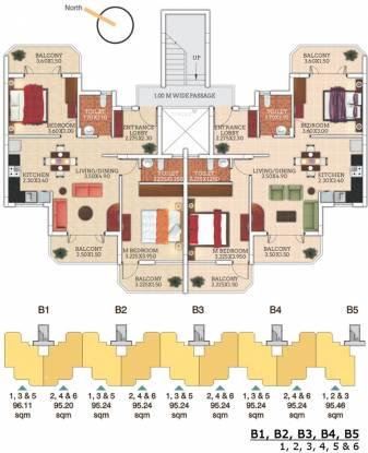 Nanu Sapana Sagar Cluster Plan
