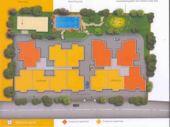 Devashri Gopika Vihar Site Plan