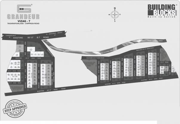 Building Grandeur 7 Layout Plan