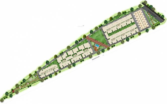 Ksr Basil Villas Master Plan