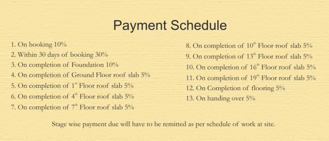 Jain Charing Cross Payment Plan