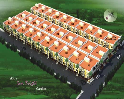 SKR Sun Bright Garden Site Plan
