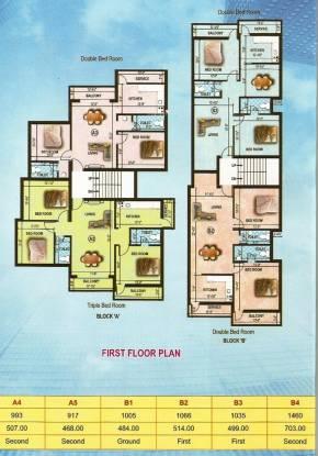 AGS Villa Cluster Plan