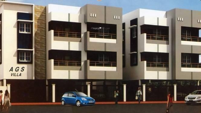 AGS Villa Elevation