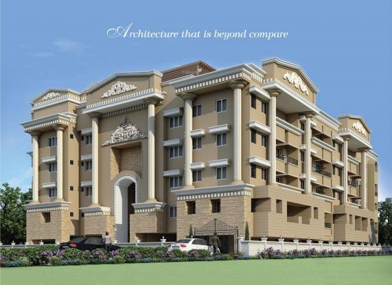 Noble Business Ventures India Pvt Ltd Kings Court Elevation