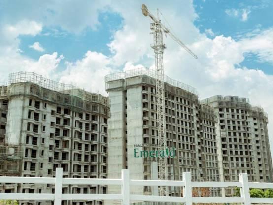 Hallmark Emerald Construction Status