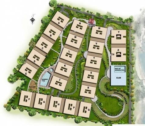 Lancor Abode Valley Master Plan
