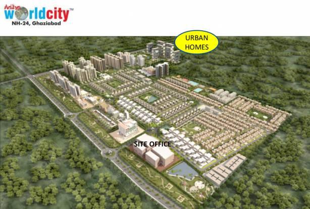 Aditya Urban Homes Layout Plan