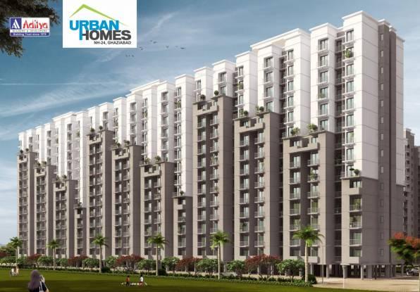 Aditya Urban Homes Elevation