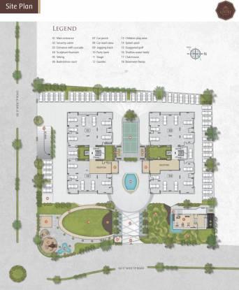 Raghuvir Shyam Luxury Site Plan