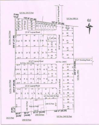 Green Field Housing India Limited Nachatra Classic Phase II Layout Plan