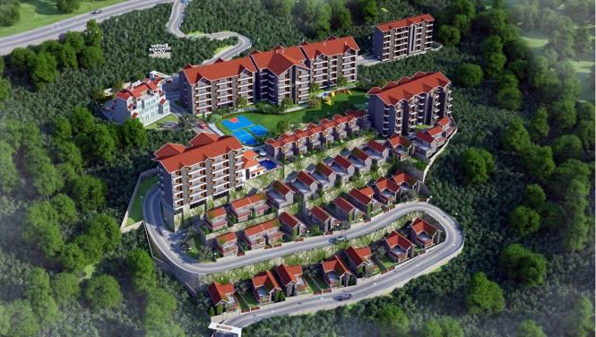 Exalter Himalaya View Apartment Elevation