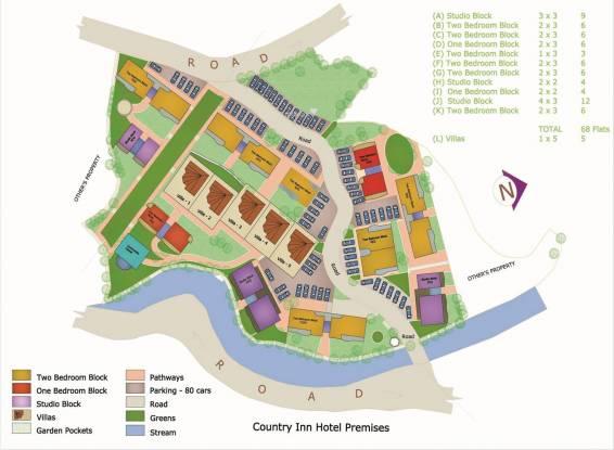 Shikhar Pine Greens Layout Plan