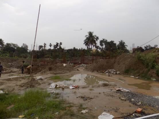 Rajwada Royal Gardens Construction Status