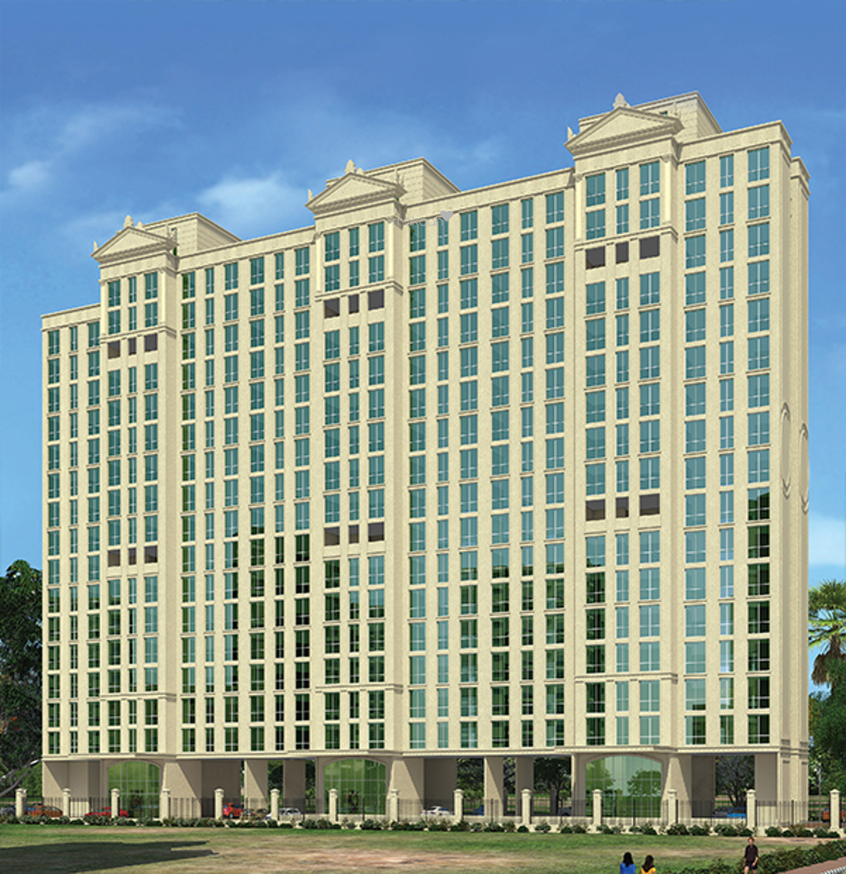 1200 sq ft 3BHK 3BHK+3T (1,200 sq ft) Property By Shreedham Consultancy In Maple A B and C Wing, Powai