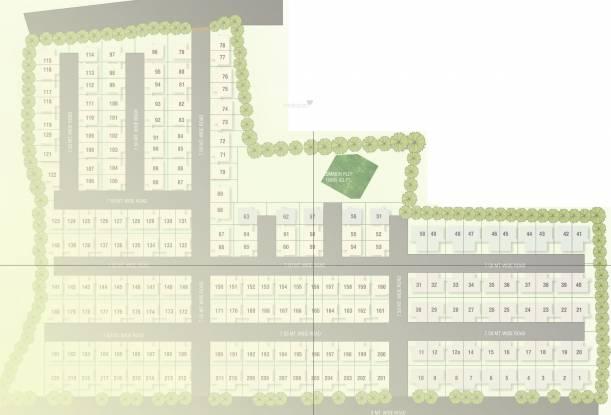 Avadh Upvan Layout Plan