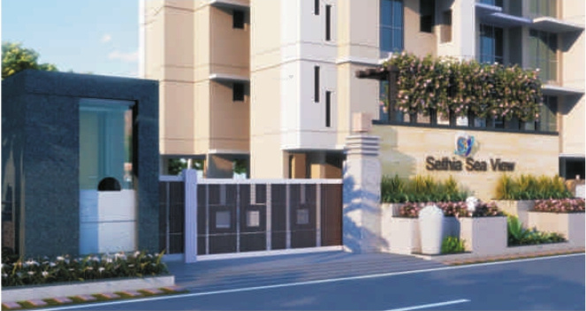 Sethia Sea View Amenities
