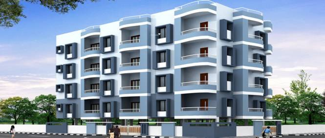 Prabhavathi Crystal Elevation