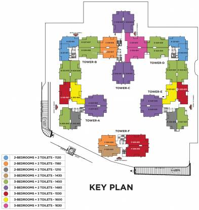 Brigade Wisteria At Meadows Layout Plan