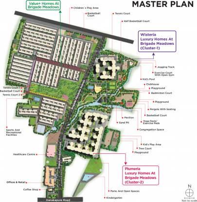 Brigade Wisteria At Meadows Master Plan