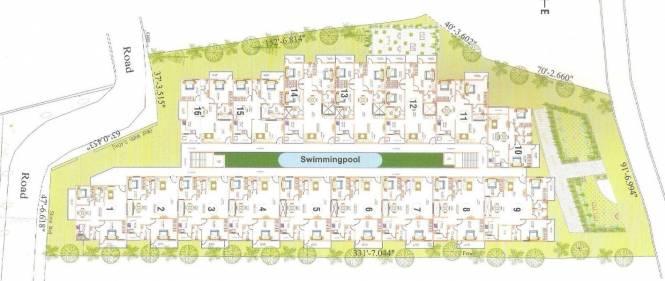 Divya Sai Enclave Cluster Plan