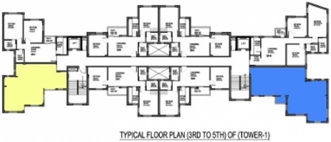 Mantra Mantra Vihar Cluster Plan