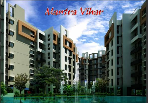 Mantra Mantra Vihar Elevation