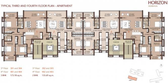 Adwalpalkar Horizon Cluster Plan