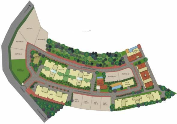 Adwalpalkar Horizon Site Plan