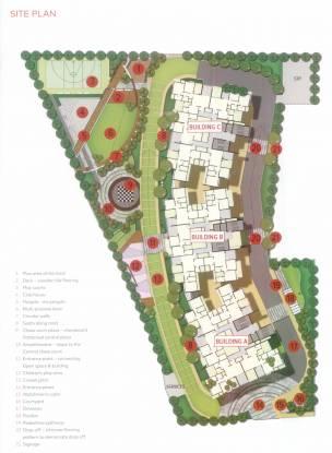 Concord Prima Domus Site Plan
