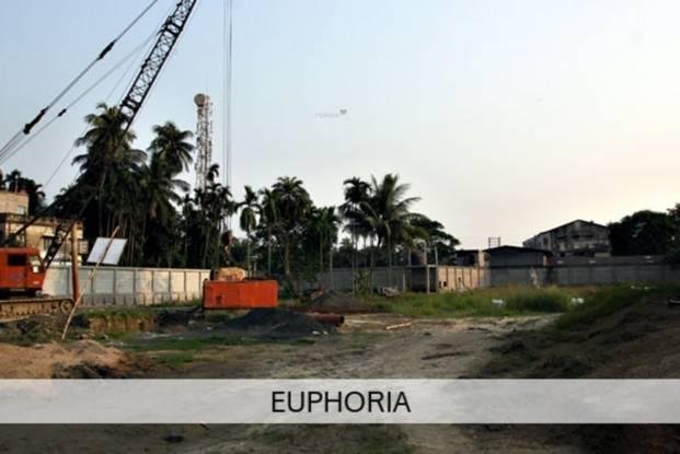 Siddha Suburbia Construction Status