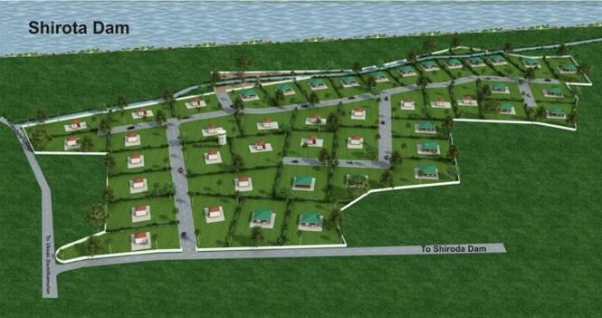 Green Green Earth Site Plan
