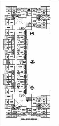 Sankalp Heights Cluster Plan
