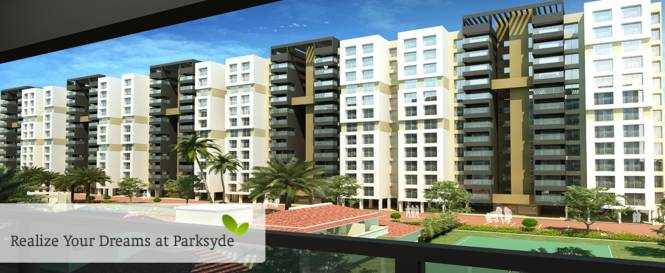 Jaikumar Parksyde Residences Elevation