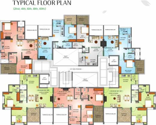 Austin Vasundhara Cluster Plan