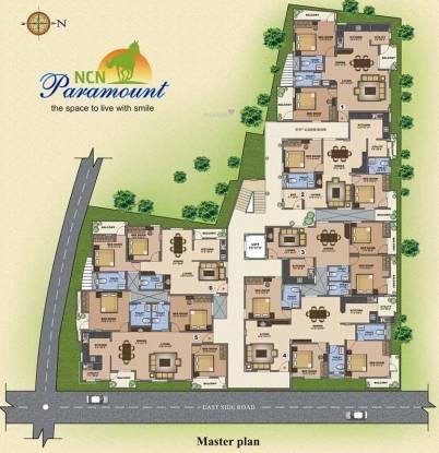Divya Ncn Paramount Cluster Plan