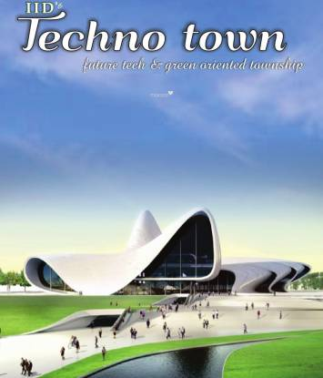 Indo Techno Town Elevation
