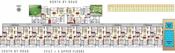 Opera Brindavan Cluster Plan