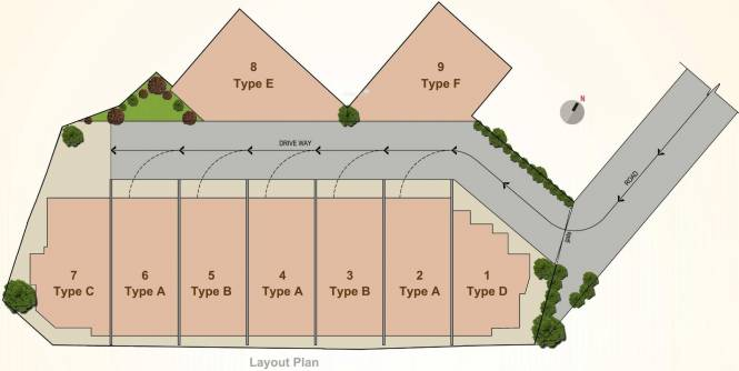 Gowri Prakriti Layout Plan