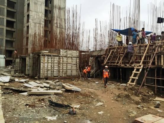 Unicorn Arena Construction Status