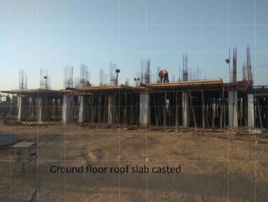 CHD Resortico Construction Status