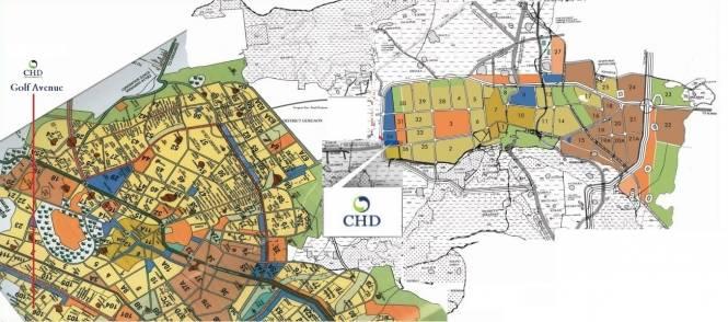 CHD Resortico Location Plan